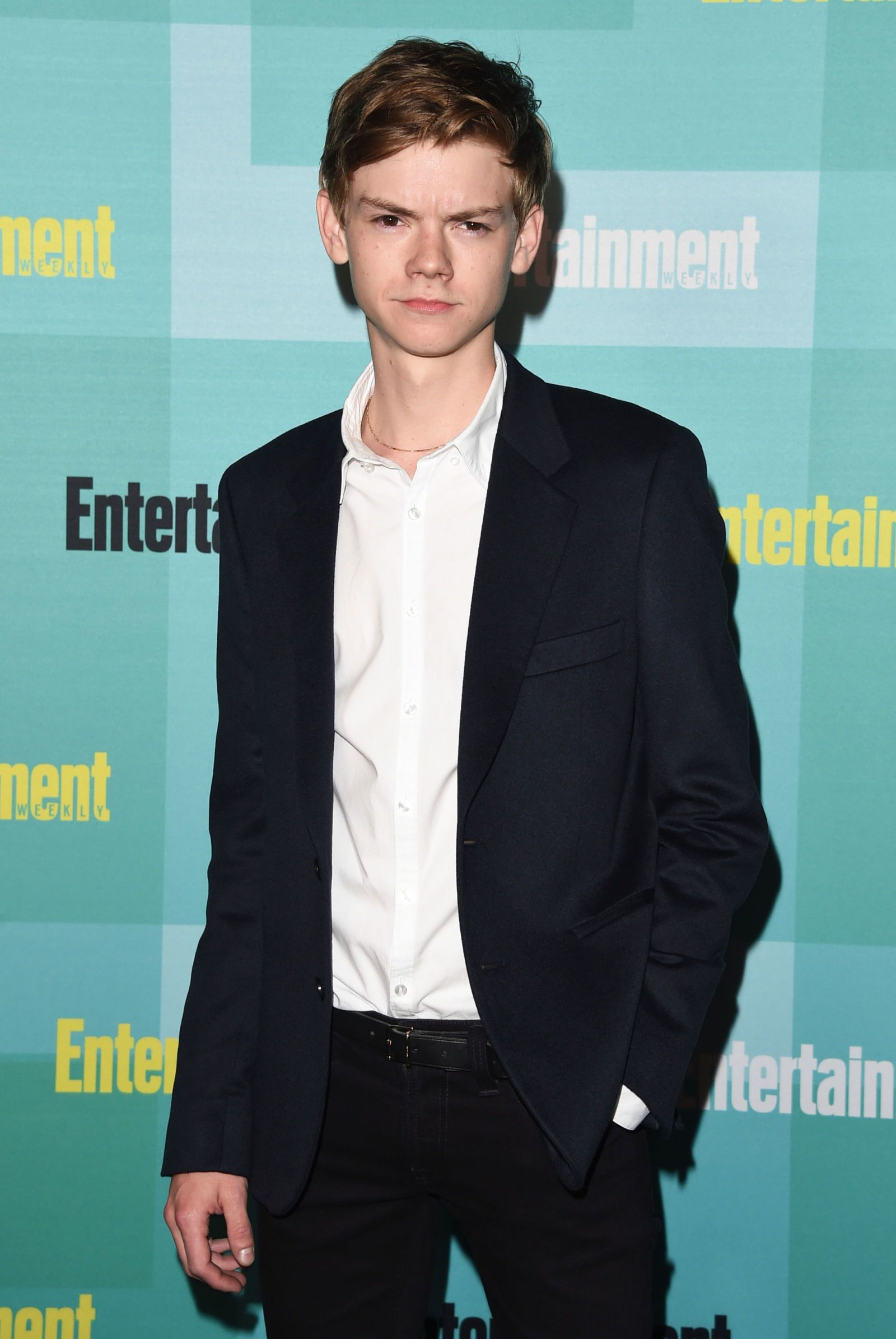 This Is What The Boy From Love Actually Looks Like Now Thomas Brodie Sangster Thomas Brodie Brodie Sangster