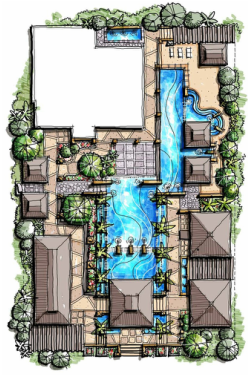 Freehand Master Plans #landscapeplans