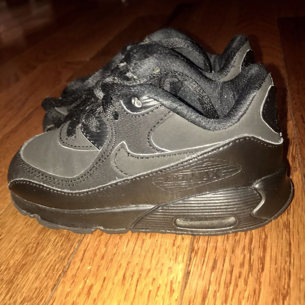 the best attitude 09d45 66175 Nike Air Max Wright Black All Black Toddler Size 7C  fashion  clothing   shoes  accessories  babytoddlerclothing  babyshoes (ebay link)