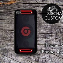 the latest c2ffd edd0b Beats Box speaker Black - iPhone Case 4/4s/or 5. Samsung Galaxy s3 ...