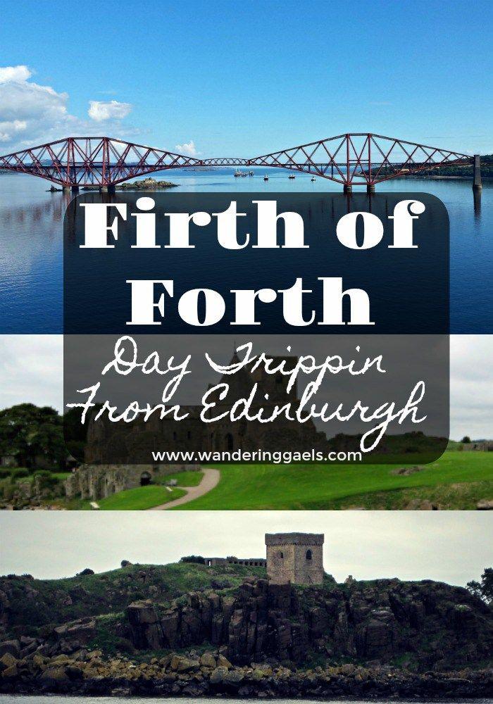Firth of Forth | Day Trip from Edinburgh, Scotland | Wandering Gaels