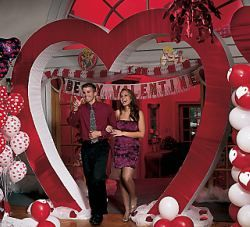 Valentine Decorations Are A Must To Set The Environment At Your