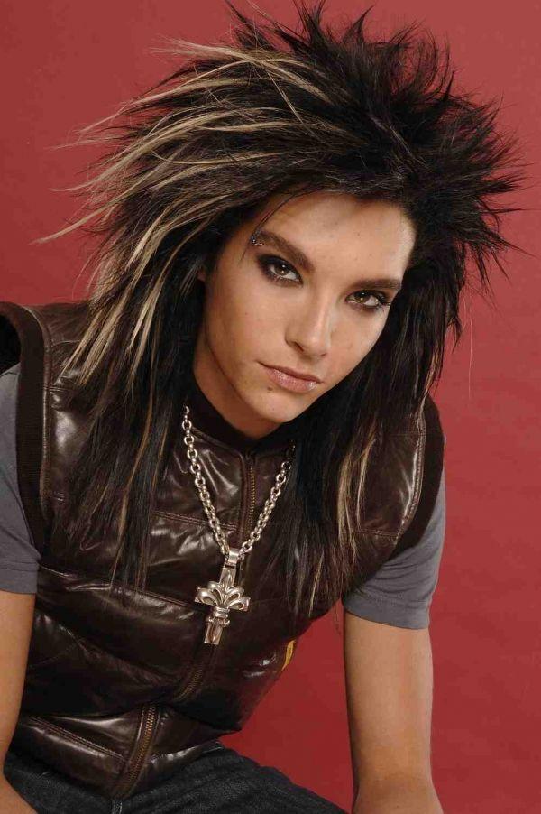 Picture Of Bill Kaulitz Bill Kaulitz Hair My Hair