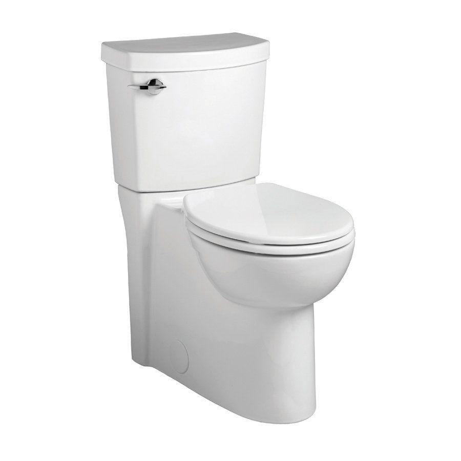 American Standard 2524101 020 Clean High Efficiency Watersense Two Piece Toilet Lowe S Canada Water Sense Toilet American Standard