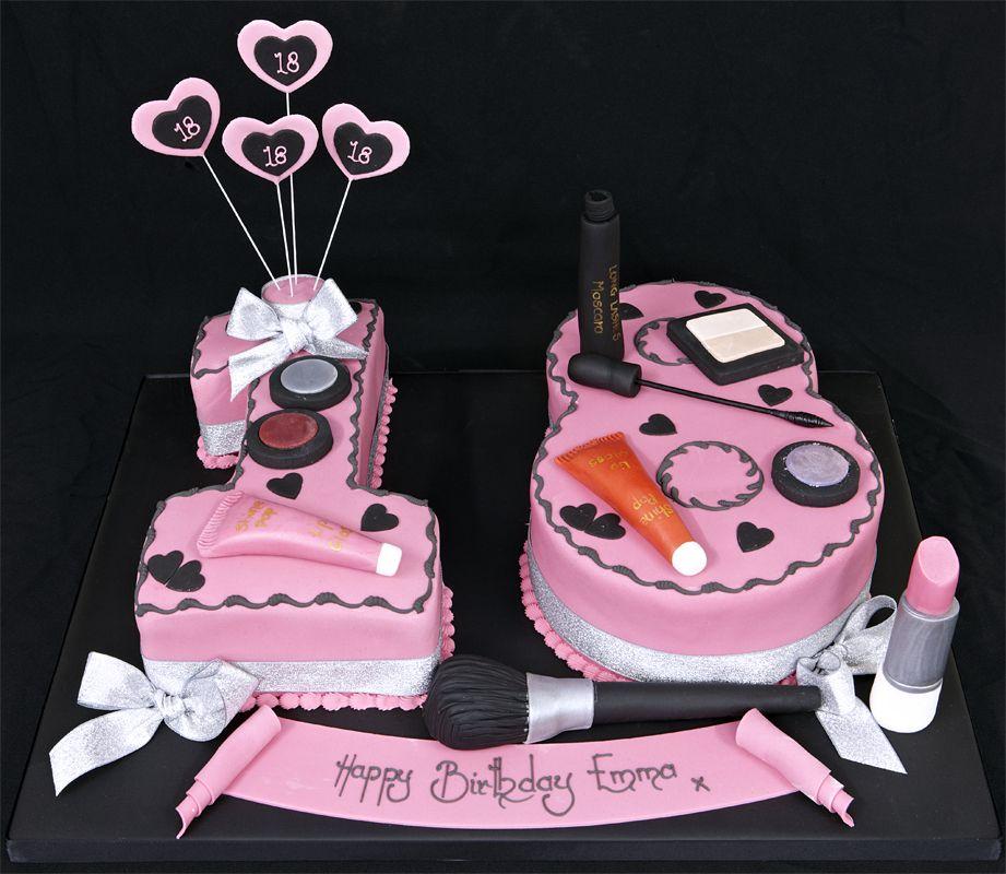 18th Birthday Ideas! (cakes!)