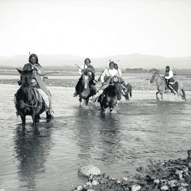 """Photo of """"Colorado Experience"""" Road Show rolls into Breckenridge with episodes about Ute people, women miners"""