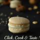 Macarons salés au bleu d'Auvergne et aux noix – Battle Food #25