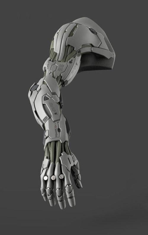Hydraulic Arm Design : Random ghost … pinteres…