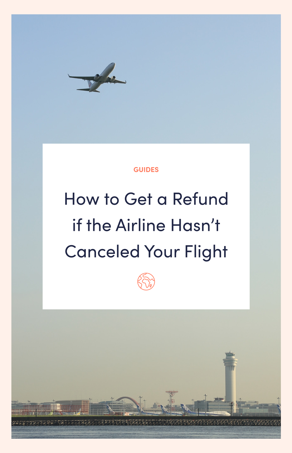 Trying to get a refund from an airline? This guide will help. #travelhacks #traveltips #cheapflights #traveladvice #travel #flightdealas #domestictravel #internationaltravel #travelinspiration