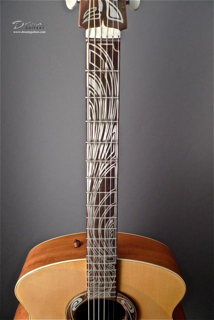 Epic Guitars Inlays On Pinterest