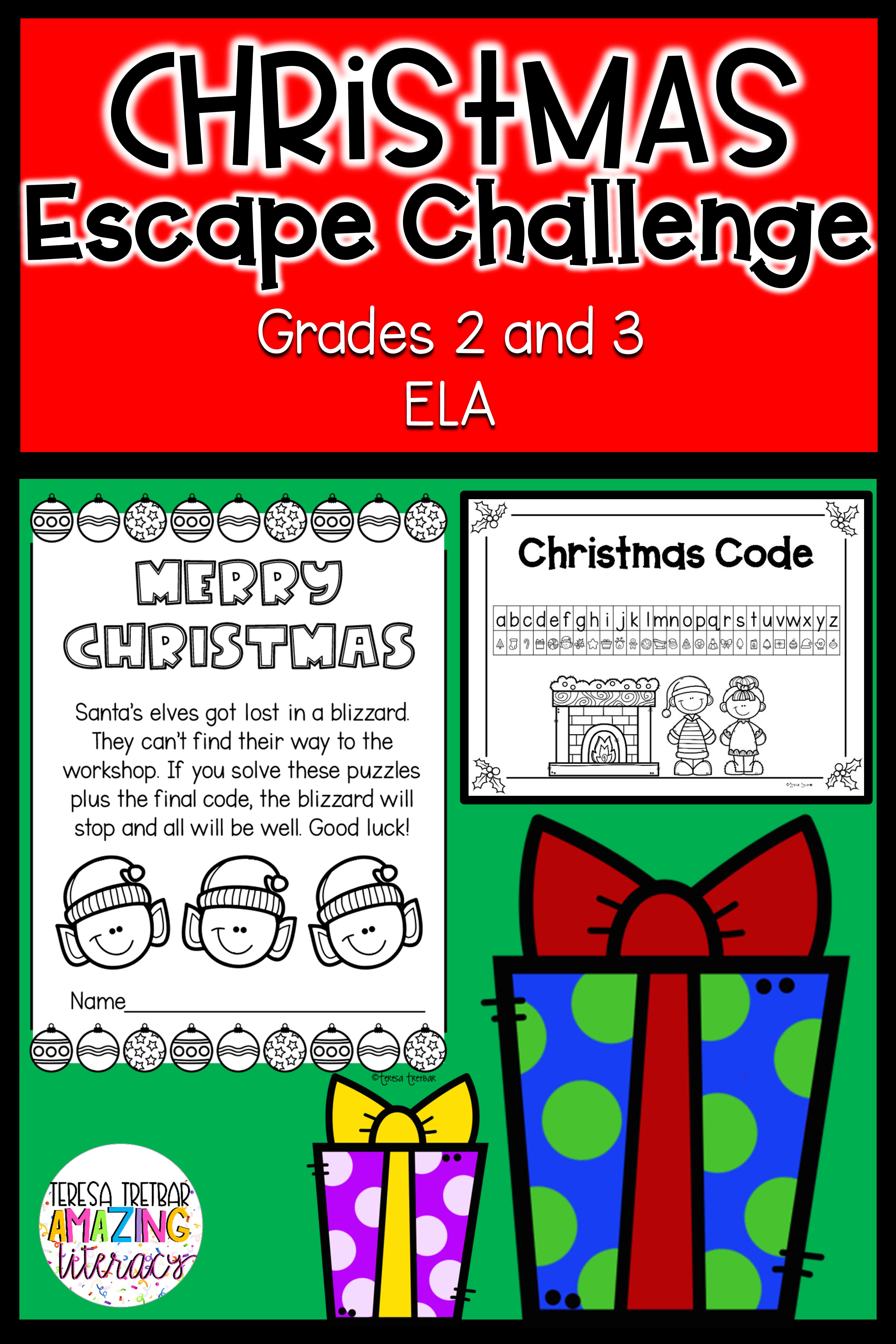 Christmas Escape Ela