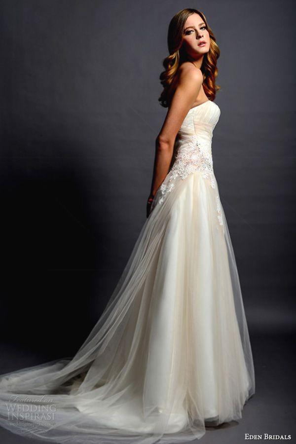Eden Bridals Wedding Dresses Sponsor