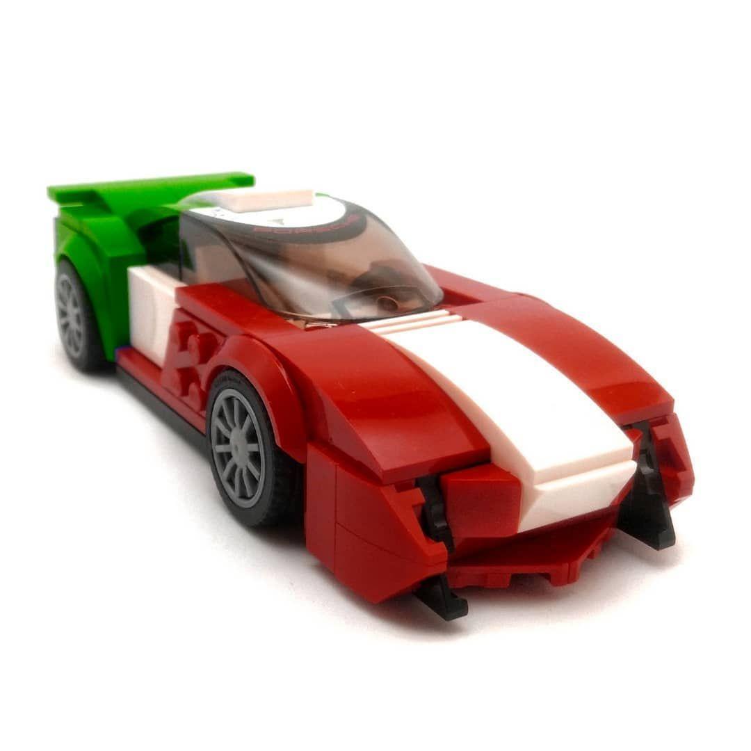 dsdvegabrick's Media: Centauri Daytona S by Lego #lego #legoinstagram #legocar #moc #afol #car #carlovers #racer #supercars #gtcar #hypercar #conceptcars #racing🏁 #urbancar #sport #motorsport #design #speedchampions #legospeedchampions #rider #daytona