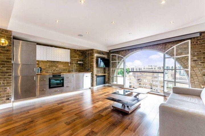 7 Stunning London Warehouse Conversions Under 550k