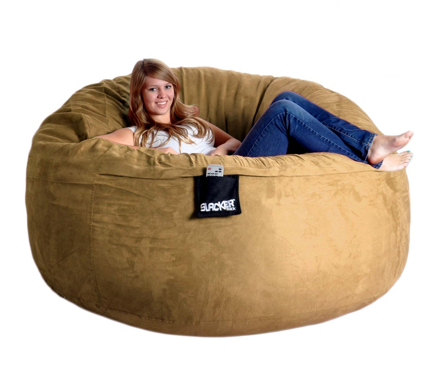 Giant Beanbag | Bean bag, Giant bean bags, Bean bag chair