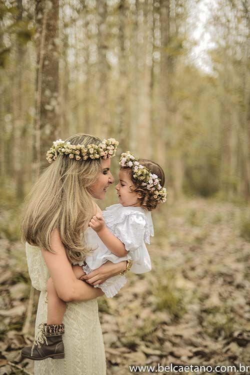 Muito Resultado de imagem para como fazer um ensaio mae e filha | Ensaio  LN75