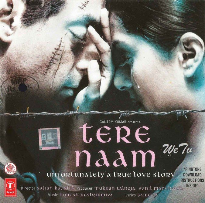 Tere Naam 2003 Flac A2zcity Net Bollywood Songs Bollywood Movie Songs Film Song