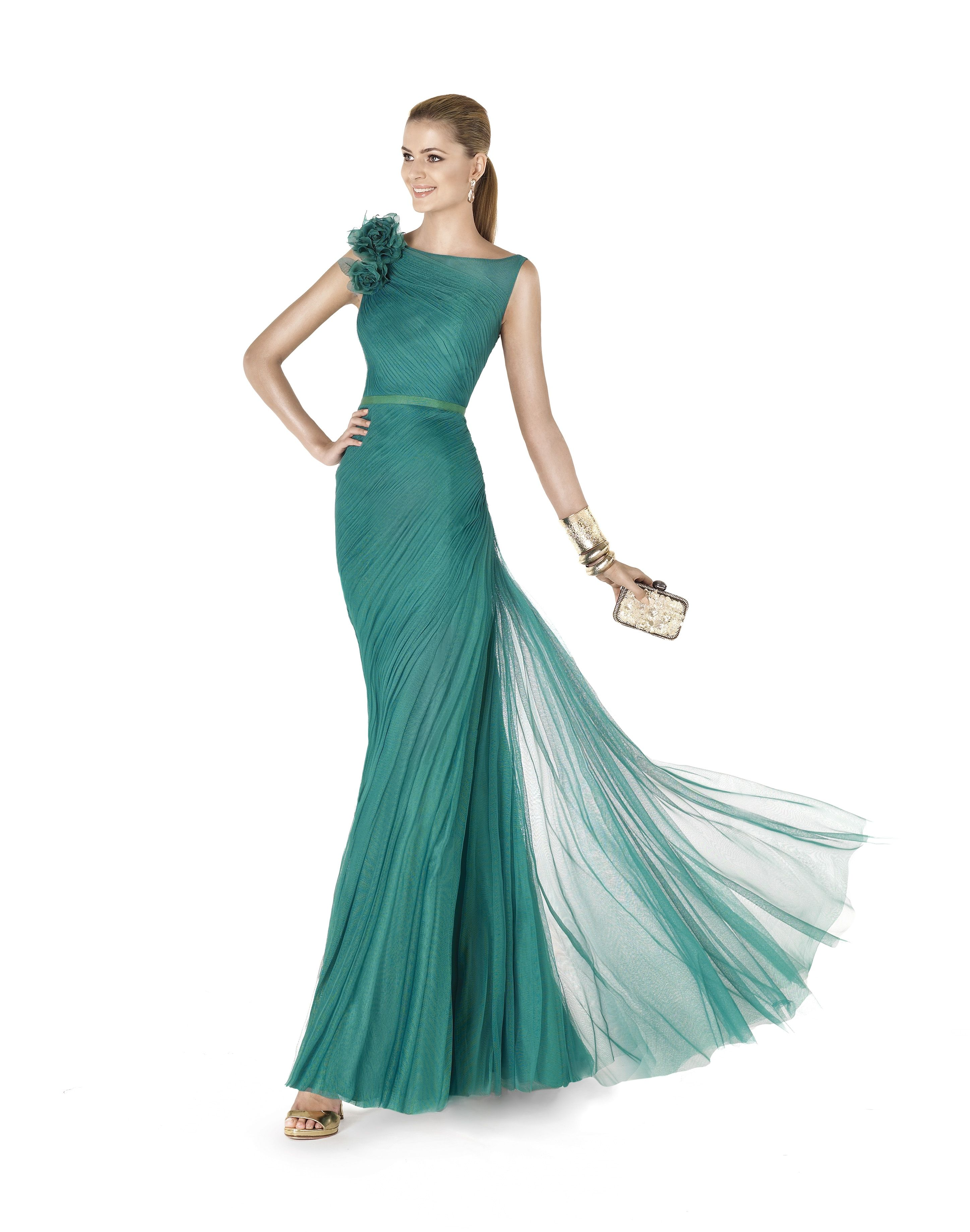 Ajuar (Trajes de Fiesta). Diseñador: Pronovias. ... | Vestidos de ...