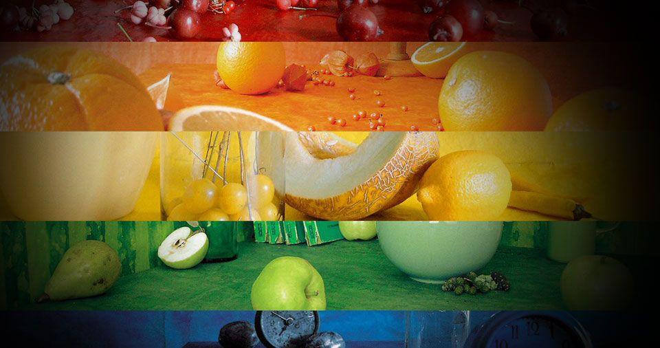 Цветная диета минусы