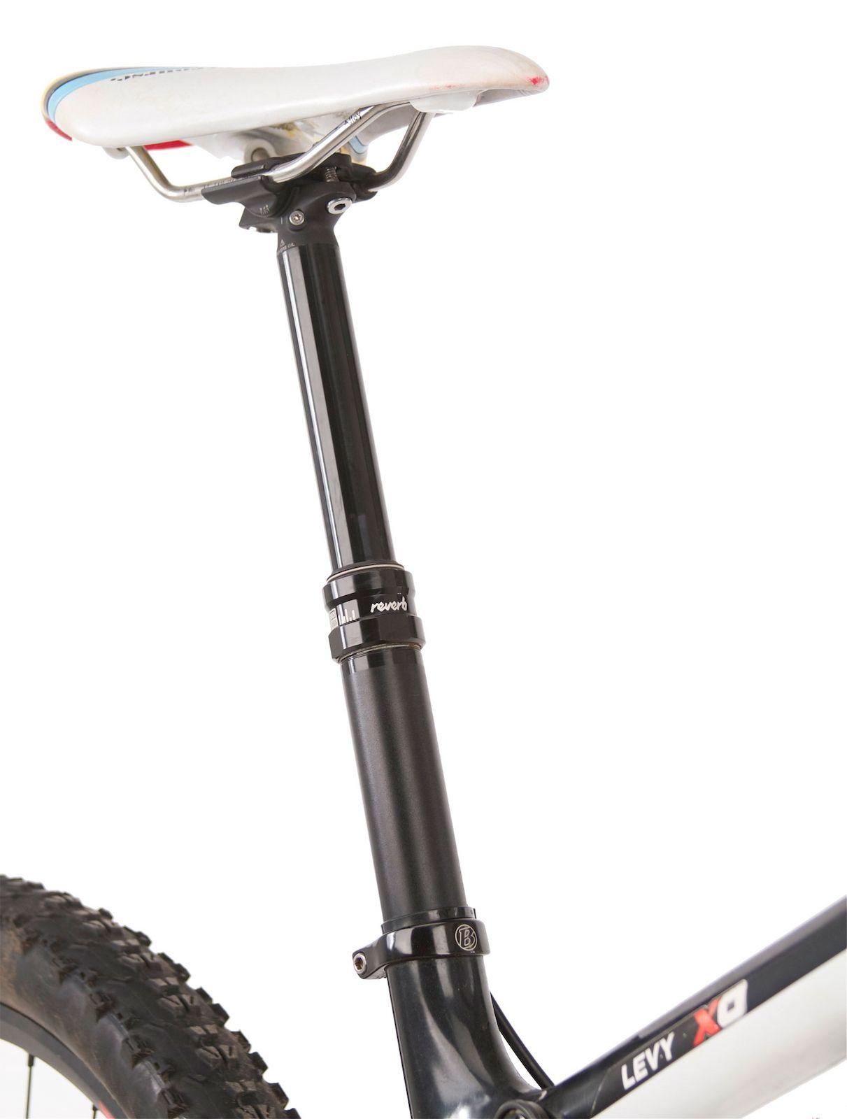 Rockshox Reverb Review Mountain Biking Touring Bike