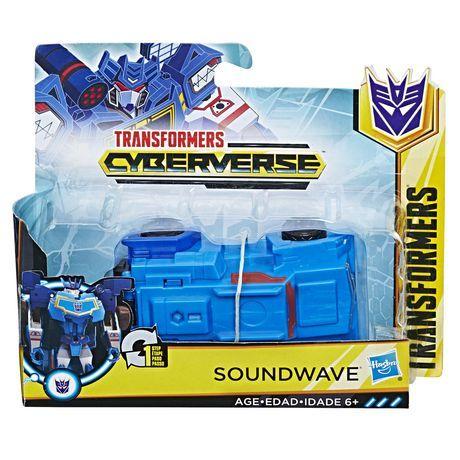 Transformers cyberverse azione aggressori Ultra classe Bumblebee Figura
