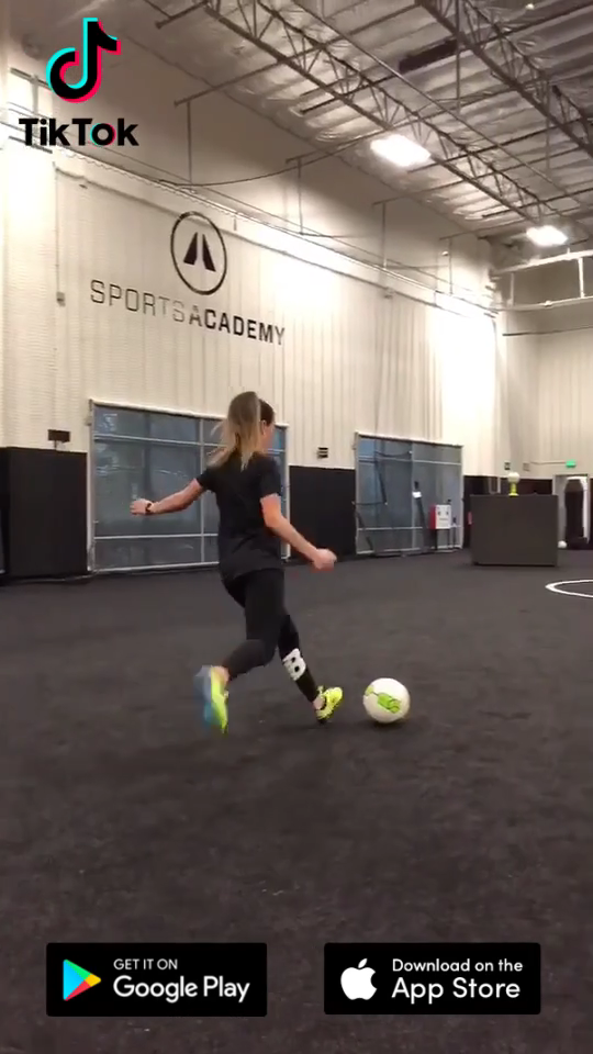 Soccer Training Ideas On Tiktok Download Now To Find More Funny Videos Life S Moving Fast So Make Every Seco Soccer Drills Soccer Workouts Soccer Motivation