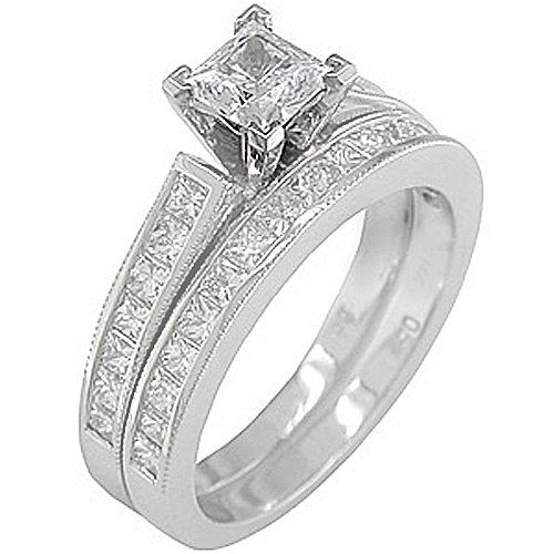 diamond wedding rings white gold diamond wedding bands diamond - White Gold Wedding Rings