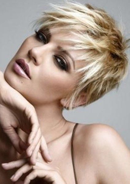 Super 1000 Images About Spiky Pixie Hair Cut On Pinterest Short Hairstyle Inspiration Daily Dogsangcom