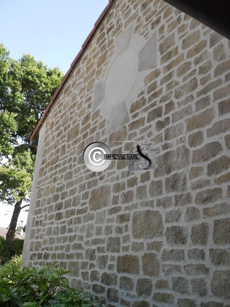 Decor mural exterieur fashion designs - Trompe l oeil mural exterieur ...