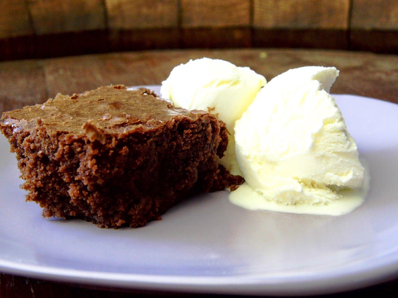 """Brownie De Chocolate  Y Canela """"Sin Gluten"""""""