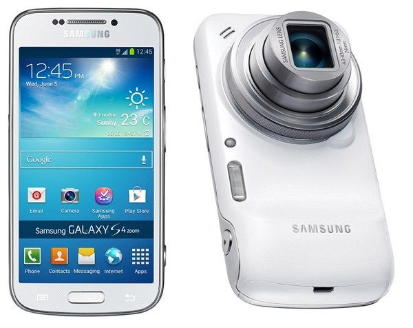 Samsung Unveils Galaxy S4 Zoom Android phone with 10x