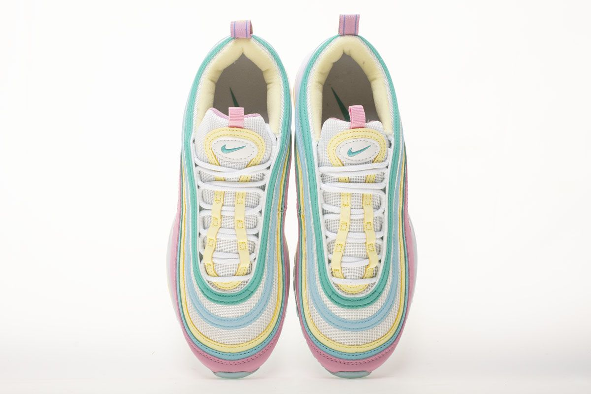 dc92fad146e5 Nike Air Max 97 GS Easter Egg 921826-016 Sneaker 7