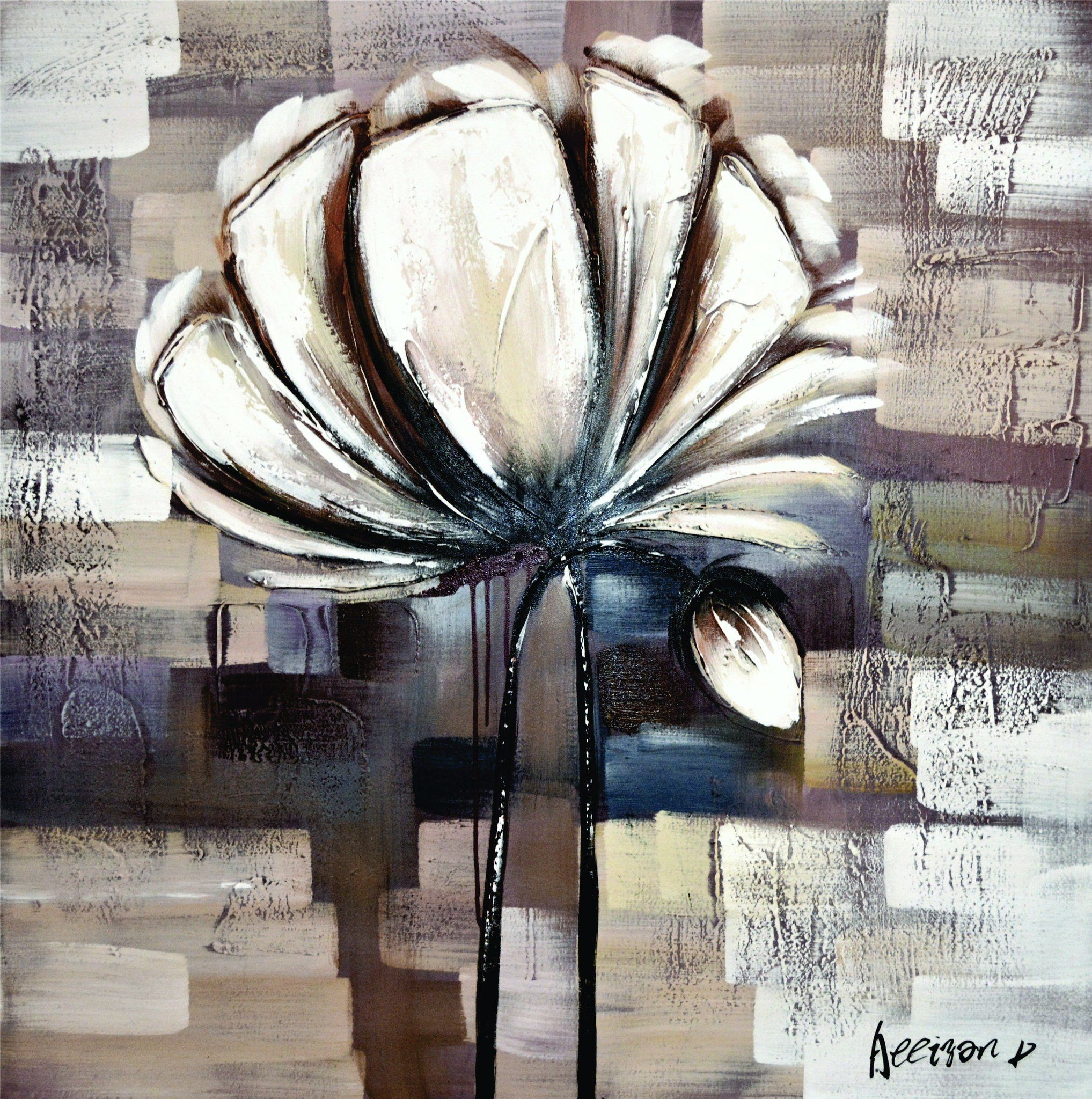 Song of eternity floral painting on canvas floral