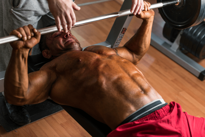 14 Bench Press Benefits That Will Have You Benching Much More Often In 2020 Bench Press Athlete Nutrition Bench Press Set
