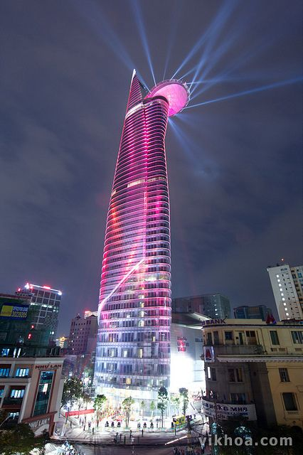New Skyscraper Becomes Saigon S World Class Icon Skyscraper