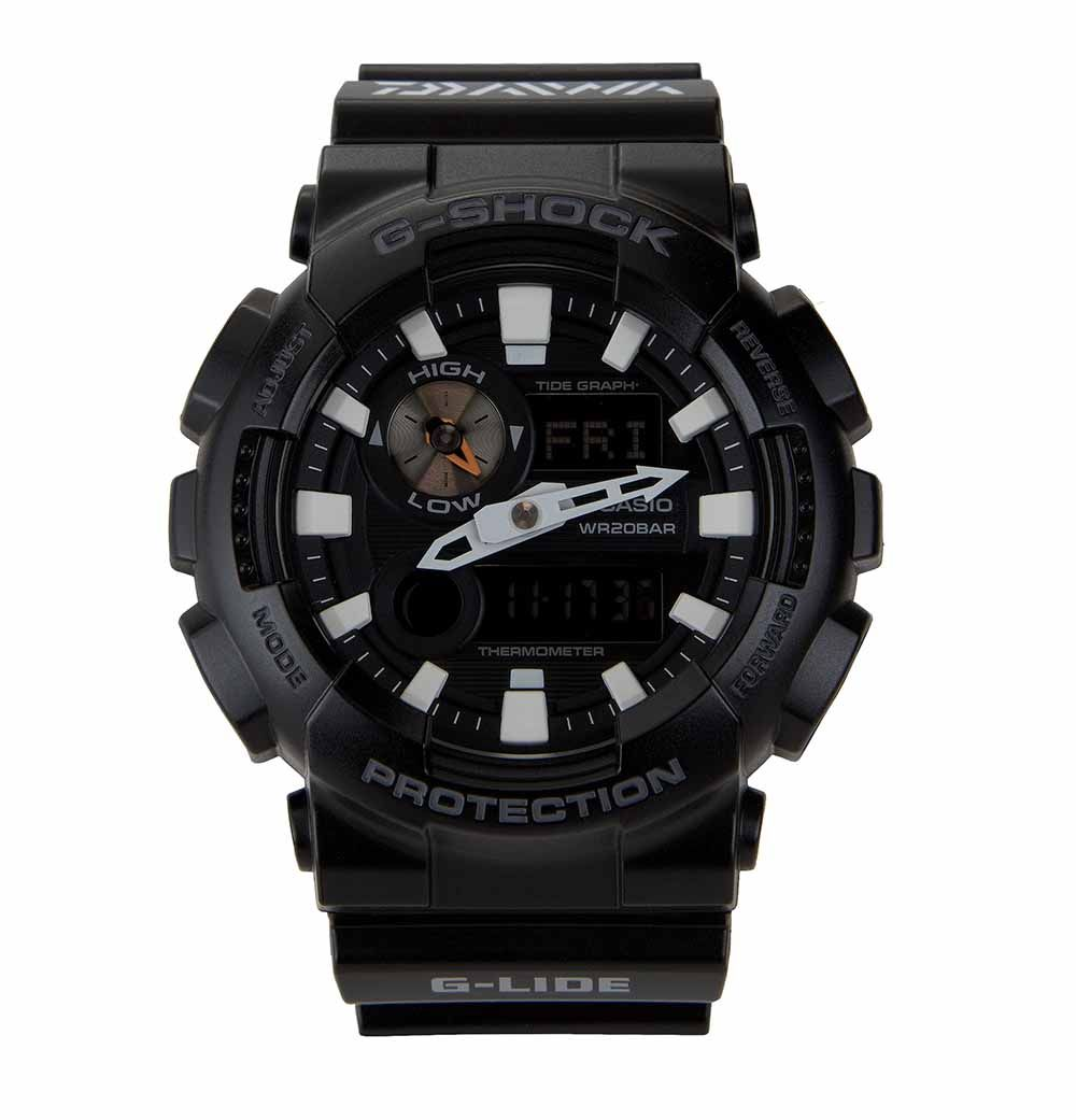 Daiwa X G-Shock G-Lide Watch | Daiwa Fishing Australia | Tackle gear