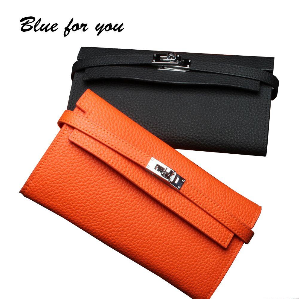 meilleur pas cher 9a41b d2472 Super Cadeau!! luxe Femmes Designer Portefeuille de Haute ...