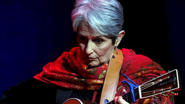 Joan Baez kommt fuer zwei Konzerte nach Oesterreich #musik #music #ilike
