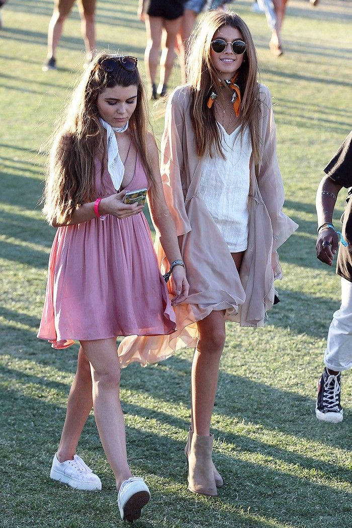 e9c7e82dfc01d Prediction  This Model Is the Next Kendall Jenner via  WhoWhatWear Kaia  Gerber styled by Monica Rose wearing the Michelle Hébert Blush Nude Kimono