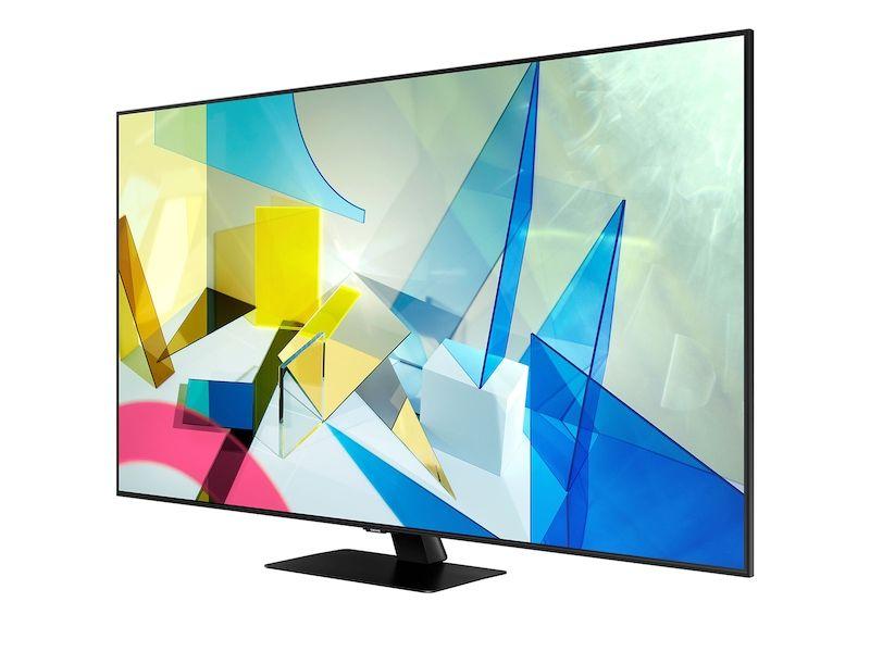 85 Class Q80t Qled 4k Uhd Hdr Smart Tv 2020 Tvs Qn85q80tafxza Samsung Us In 2020 Samsung Smart Tv Smart Tv Cool Things To Buy