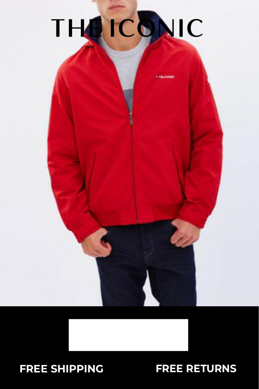 New Tommy Yacht Jacket Tommy Hilfiger Jackets Tommy Hilfiger Jacket Outfits Jackets [ 1500 x 1000 Pixel ]