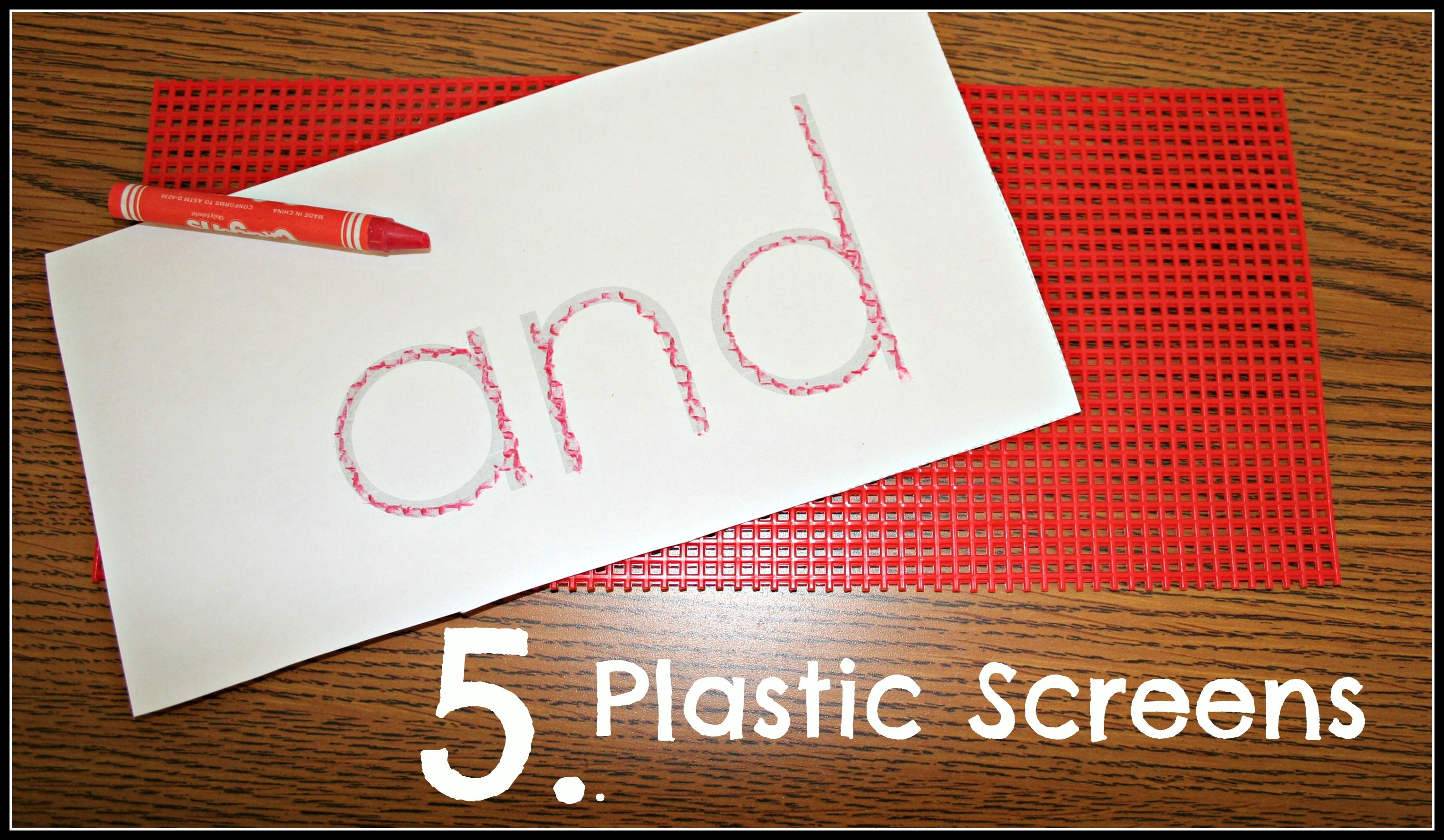 Multi Sensory Ideas For Teaching Sight Words With Images