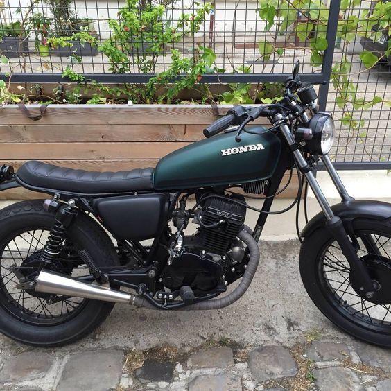 Honda Cm Honda Honda Bikes Cafe Racer Motorcycle