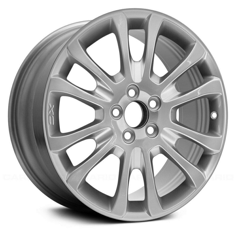 Advertisement Ebay For Volvo Xc60 10 11 Alloy Factory Wheel 18x7 5 12 Spoke All Painted Silver Volvo Xc60 Wheel Volvo