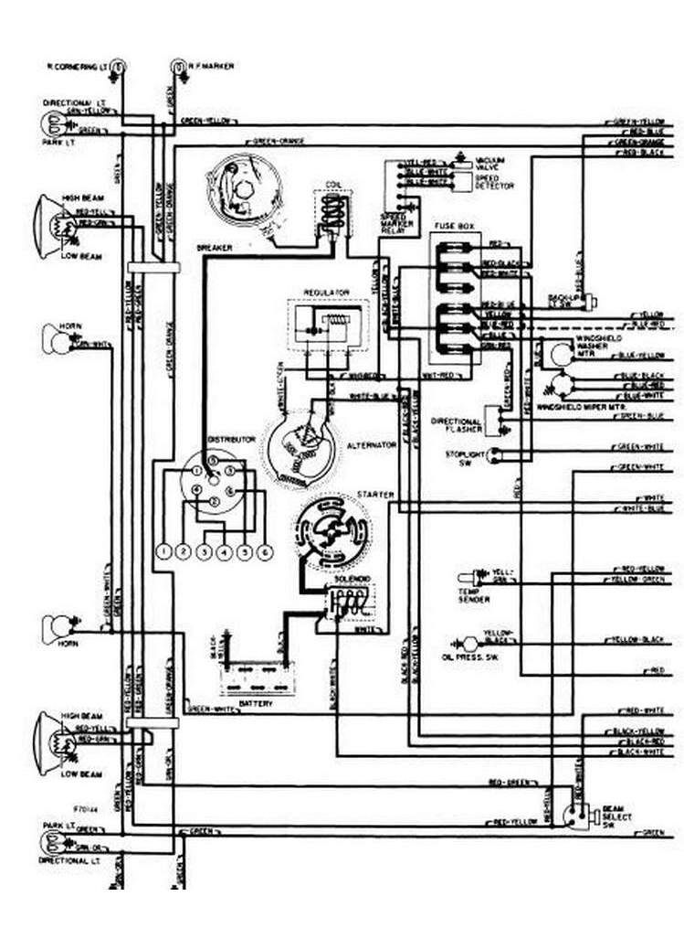 Duraspark Wiring Diagram from i.pinimg.com