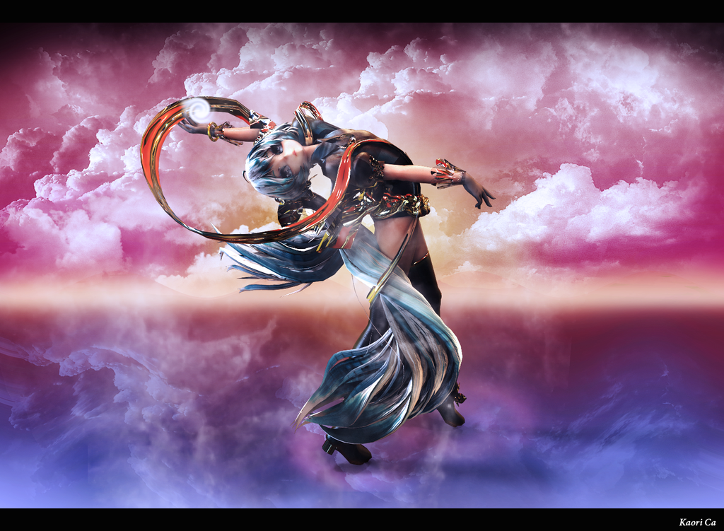 ..: Dancer in the Night Sky :.. by Kaori-Ca.deviantart.com on @DeviantArt