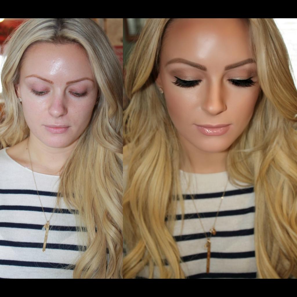 Powder Foundation Face Makeup Frankie Rose Cosmetics