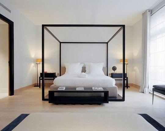 La Reserve By Remi Tessier Chambre Design Chambre A Baldaquin