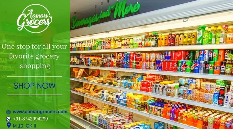 One stop for all your favorite grocery shopping. Shop now