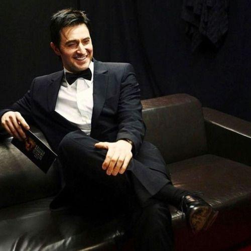 Oh, tuxedo :)
